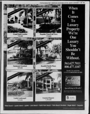 The Palm Beach Post from West Palm Beach, Florida on December 7, 1997 · Page 374