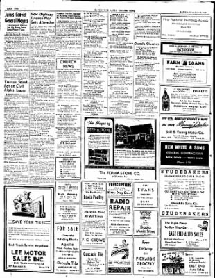 The Courier News from Blytheville, Arkansas on March 13, 1948 · Page 2