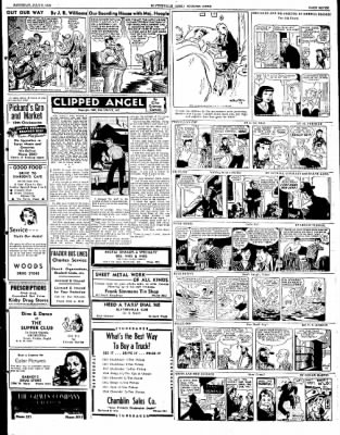 The Courier News from Blytheville, Arkansas on July 9, 1949 · Page 7