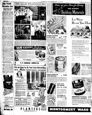 The Courier News from Blytheville, Arkansas on April 23, 1946 · Page 4
