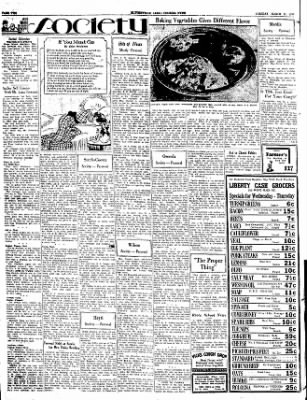 The Courier News from Blytheville, Arkansas on March 20, 1934 · Page 2