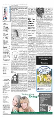 Lancaster Eagle-Gazette from Lancaster, Ohio on October 21