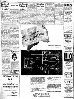 The Courier News from Blytheville, Arkansas on November 14, 1944 · Page 6