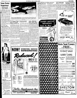 The Courier News from Blytheville, Arkansas on July 11, 1949 · Page 3