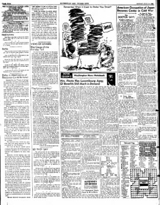 The Courier News from Blytheville, Arkansas on July 11, 1949 · Page 4