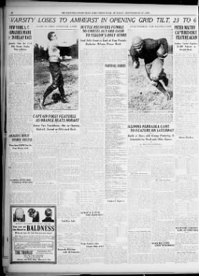 Democrat and Chronicle from Rochester, New York on September 27, 1925 · Page 40