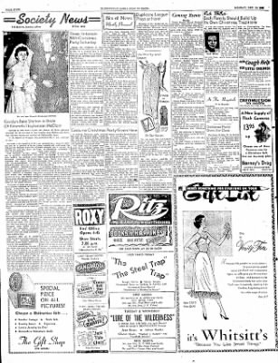 The Courier News from Blytheville, Arkansas on December 15, 1952 · Page 4