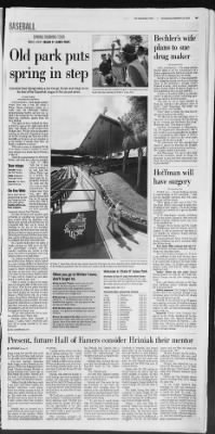 The Palm Beach Post from West Palm Beach, Florida on February 26, 2003 · Page 72