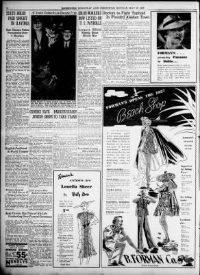 Democrat and Chronicle from Rochester, New York on May 17, 1937 · Page 2