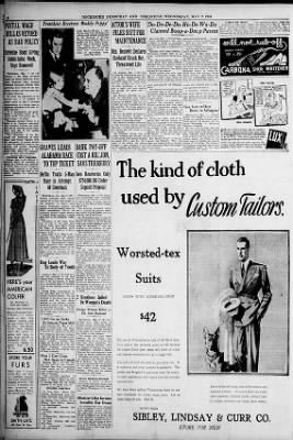 Democrat and Chronicle from Rochester, New York on May 2, 1934 · Page 4