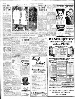 The Courier News from Blytheville, Arkansas on August 28, 1930 · Page 4