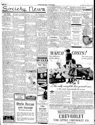 The Courier News from Blytheville, Arkansas on June 10, 1936 · Page 2