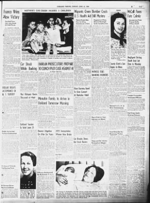 Oakland Tribune from Oakland, California on June 12, 1938 · Page 9