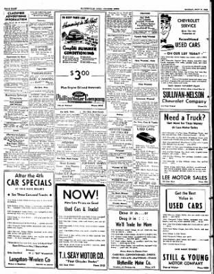 The Courier News from Blytheville, Arkansas on July 11, 1949 · Page 8