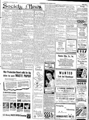 The Courier News from Blytheville, Arkansas on November 15, 1944 · Page 5