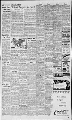 Democrat and Chronicle from Rochester, New York on January 20, 1957 · Page 46