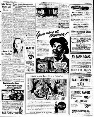 The Courier News from Blytheville, Arkansas on April 24, 1946 · Page 3