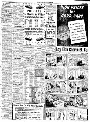 The Courier News from Blytheville, Arkansas on November 15, 1944 · Page 7