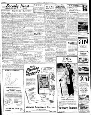 The Courier News from Blytheville, Arkansas on April 8, 1949 · Page 4