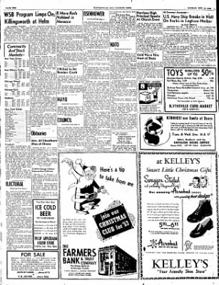 The Courier News from Blytheville, Arkansas on December 15, 1952 · Page 10