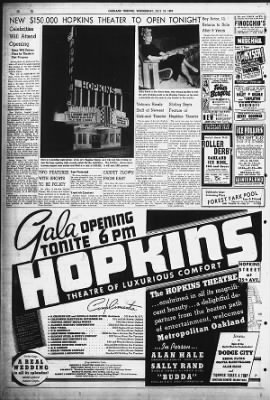 Oakland Tribune from Oakland, California on July 19, 1939 · Page 10