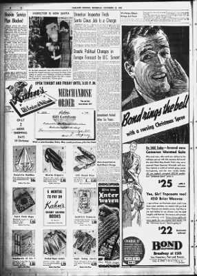 Oakland Tribune from Oakland, California on December 21, 1939 · Page 4