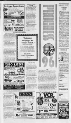 Democrat And Chronicle From Rochester, New York On February 21, 1996 · Page  49