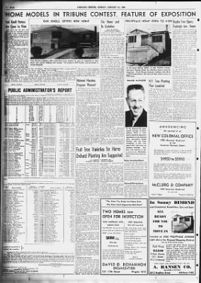 Oakland Tribune from Oakland, California on January 21, 1940 · Page 44