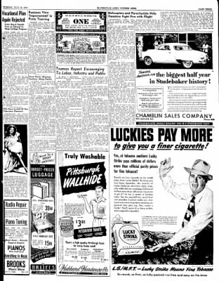The Courier News from Blytheville, Arkansas on July 12, 1949 · Page 3