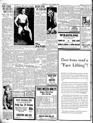 The Courier News from Blytheville, Arkansas on March 28, 1938 · Page 6