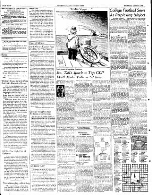The Courier News from Blytheville, Arkansas on August 9, 1951 · Page 10