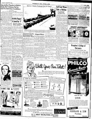 The Courier News from Blytheville, Arkansas on March 15, 1948 · Page 9