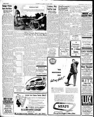 The Courier News from Blytheville, Arkansas on April 24, 1946 · Page 8