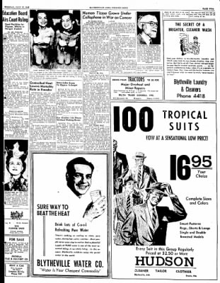 The Courier News from Blytheville, Arkansas on July 12, 1949 · Page 5