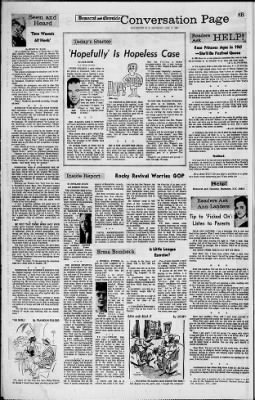 Democrat and Chronicle from Rochester, New York on June 17, 1967 · Page 16