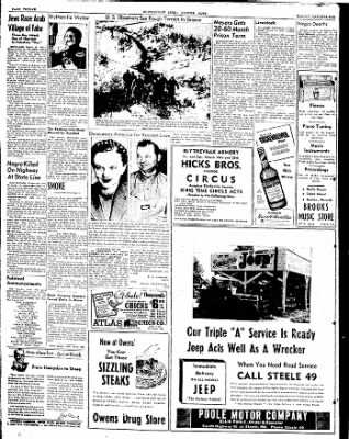 The Courier News from Blytheville, Arkansas on March 15, 1948 · Page 12