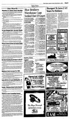 Logansport Pharos-Tribune from Logansport, Indiana on December 4, 1998 · Page 3