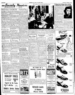 The Courier News from Blytheville, Arkansas on April 9, 1949 · Page 2