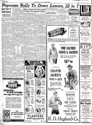 The Courier News from Blytheville, Arkansas on November 16, 1944 · Page 8