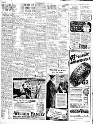 The Courier News from Blytheville, Arkansas on June 11, 1936 · Page 6