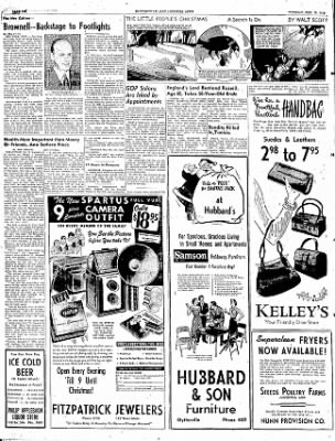 The Courier News from Blytheville, Arkansas on December 16, 1952 · Page 6