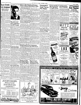 The Courier News from Blytheville, Arkansas on March 16, 1948 · Page 7