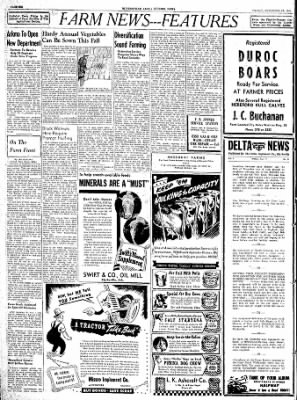 The Courier News from Blytheville, Arkansas on November 17, 1944 · Page 6