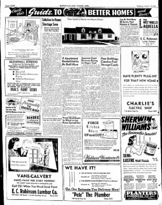 The Courier News from Blytheville, Arkansas on March 16, 1948 · Page 8