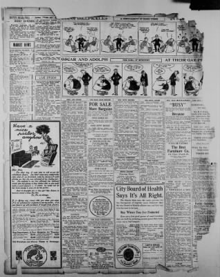 Evansville Press From Evansville Indiana On March 22 1915