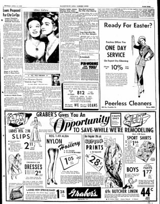 The Courier News from Blytheville, Arkansas on April 11, 1949 · Page 5
