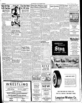 The Courier News from Blytheville, Arkansas on April 11, 1949 · Page 6