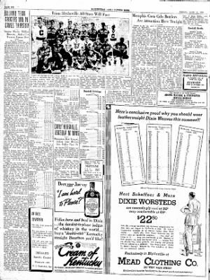 The Courier News from Blytheville, Arkansas on June 12, 1936 · Page 6