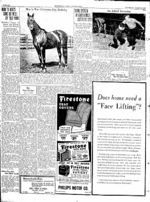 The Courier News from Blytheville, Arkansas on March 30, 1938 · Page 6