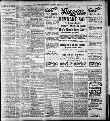 St. Louis Post-Dispatch from St. Louis, Missouri on September 24, 1891 · Page 3